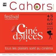 au format pdf - Cahors