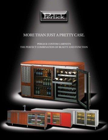 Modular Bar Structure brochure - Lenox-Martell Inc
