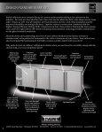 Modular Bar Structure brochure - Lenox-Martell Inc - Page 2