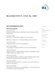 BLANKETNYT, UGE 06, 2009 - klxml
