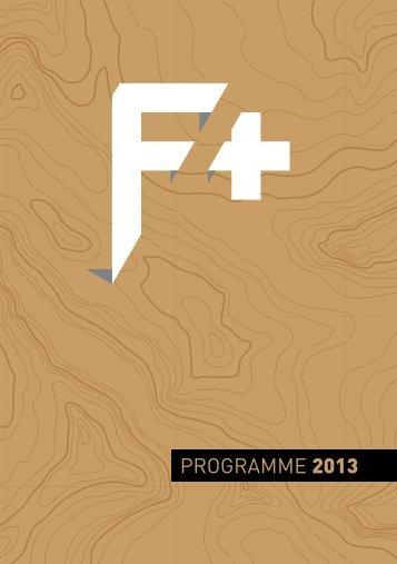 PROGRAMME 2013 - Altkirch