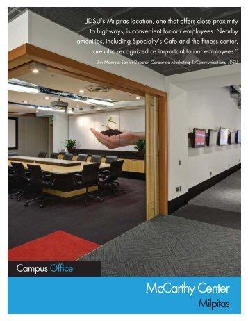 McCarthy Center - IrvineCompanyOffice.com