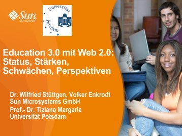 Sun Academic Developer Program - Podcampus