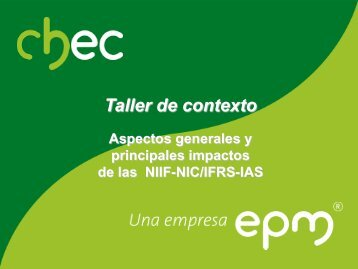 NIIF-NIC - Chec