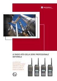 Specifiche Tecniche Serie ATEX