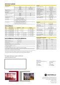 Specifiche Tecniche Serie ATEX - Page 6