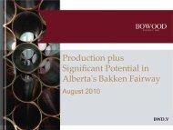 Western Montana: Bakken play hotting up again 2