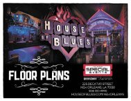 Download Floorplan - Live Nation Special Events
