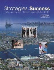 Halifax Regional Municipality's Economic Development