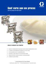 Meer informatie: Husky FDA membraanpompen - Wiltec