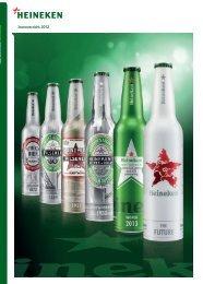 Heineken Jaarverslag 2012