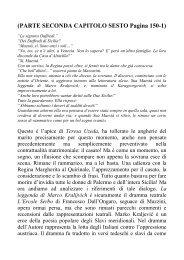 PARTE SECONDA CAPITOLO SESTO Pagina 150-1 - alphonse doria