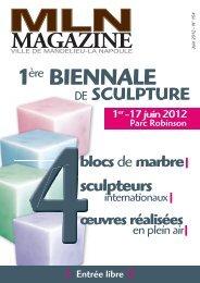 MLN Magazine de juin 2012 - Mandelieu La Napoule