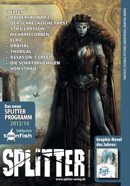 Katalogs - Splitter-Verlag