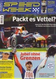 Speedweek - Ausgabe 2010-42 - RS-Sportbilder