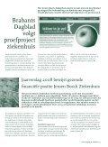 Contrastpolikliniek voorkomt nierschade - Jeroen Bosch Ziekenhuis - Page 5