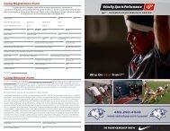 www.velocitysp.com/coppell Camp Registration Form Camp ...