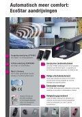 Brochure Garagekanteldeuren - EcoStar - Page 5