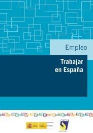 Trabajar en España Empleo - IEFP