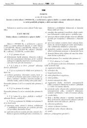 Zákon č. 190/2009 Sb.