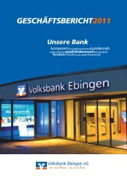 Volksbank Ebingen eG