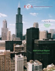 2008 Annual Report - Electrical Contractors' Association of City of ...