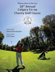 Evite - Calgary Co-op