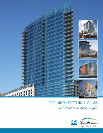 PPG Glass Brochure - Vitrum Industries Ltd.