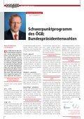 Polizistinnen und Polizisten wählen Dr. Heinz Fischer ...S.18 ... - FSG - Seite 4