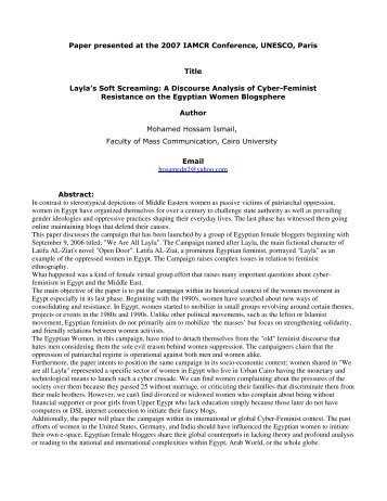 an analysis of feminism Feminism and all branches of feminism have a number of common goals these goals include the analysis of gender inequalities and the effects of other systems of oppression such as race and class in most cases, the analysis is intersectional, recognizing how each system can be inclusive to other .
