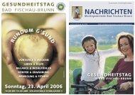 Gemeindebote April 2006 (0 bytes) - Marktgemeinde Bad Fischau ...