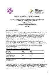 Hintergrundpapier zur Agrotreibstoffpolitik, Dr. Maren Heincke, April ...