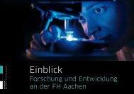 Einblick - FH-Aachen