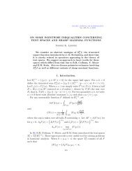 On some pointwise inequalities concerning tent spaces and sharp ...