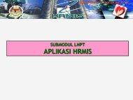 Pemberian Markah LNPT Bagi PYD Oleh PPP