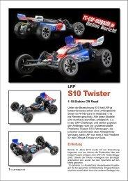 S10 Twister - rc-car-magazin.de