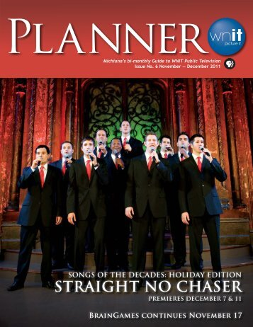 STRAIGHT NO CHASER - WNIT Public Television