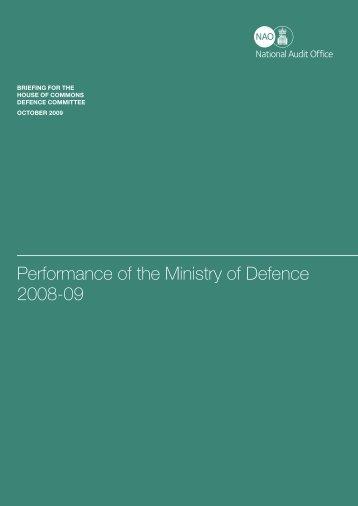 Full report (pdf - 655KB) - National Audit Office