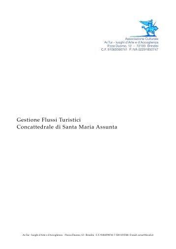 Antonella Golia, La gestione dei flussi turistici nella concattedrale di ...