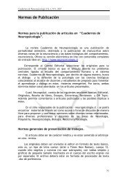 Normas de Publicación - Imbiomed