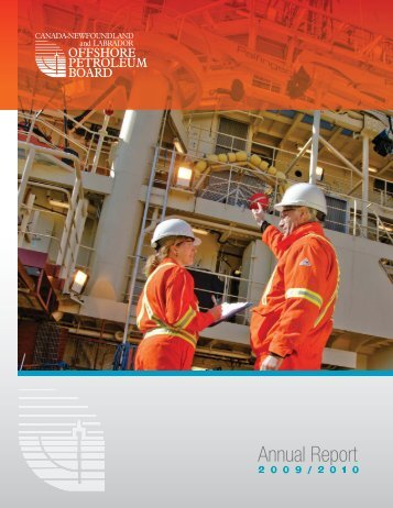 English - Canada-Newfoundland Offshore Petroleum Board