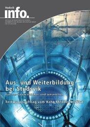 Jahrestagung Kerntechnik in Hamburg vom 27. bis 29 ... - Studsvik