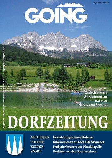 2,74 MB - Going am wilden Kaiser - Land Tirol