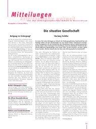 Mitteilungen März 2009 - Anthroposophische Gesellschaft in ...