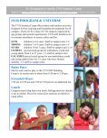 Father Drumgoole-Connelly CYO Summer Camp - Catholic ... - Page 6