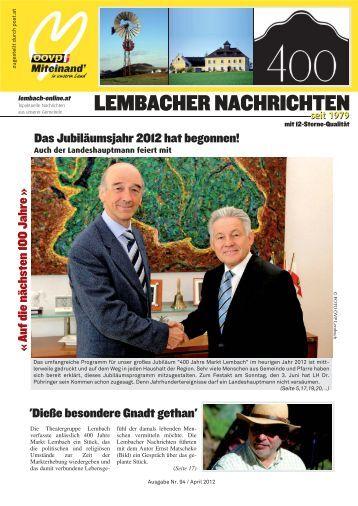 April 2012 - Lembacher Nachrichten