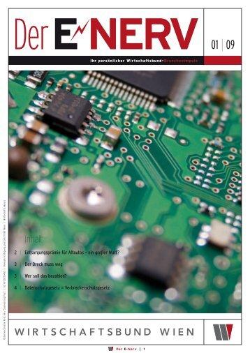 DerENERV - Wirtschaftsbund Wien - Elektrotechnik