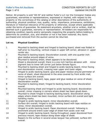 absentee bid form halls auction services ltd