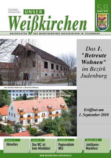 3,32 MB - Weißkirchen in Steiermark
