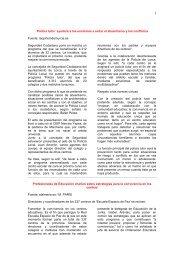 Resumen Nº 108 ABRIL 2013 / Semana 4 - Fepsu.es